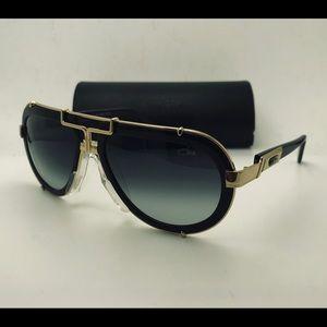 Cazal Men's sunglasses 642/7 Black Gold